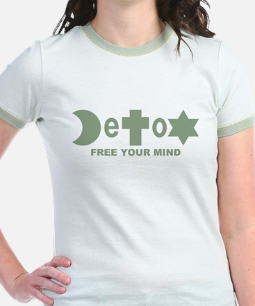 Religion DeToX Shirt (Mint Ringer)
