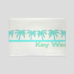 Key West, Florida Rectangle Magnet