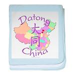 Datong China baby blanket