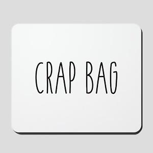 Friends - Crap Bag Mousepad