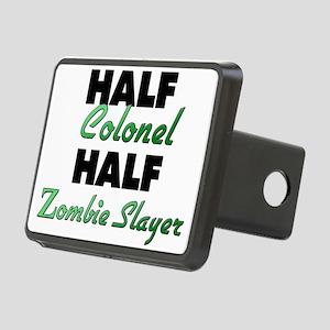Half Colonel Half Zombie Slayer Hitch Cover