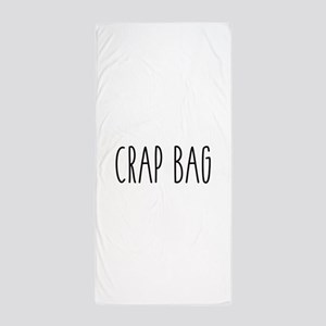 Friends - Crap Bag Beach Towel