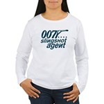 slingshot Women's Long Sleeve T-Shirt