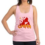 China Racerback Tank Top