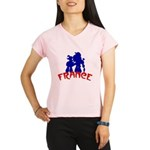 french poodles Performance Dry T-Shirt