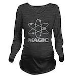 science magic Long Sleeve Maternity T-Shirt