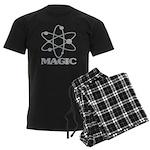 science magic Men's Dark Pajamas