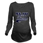 real copy Long Sleeve Maternity T-Shirt