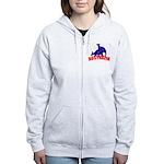 Australia Women's Zip Hoodie