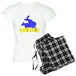 Sweden Women's Light Pajamas