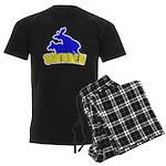 Sweden Men's Dark Pajamas