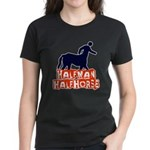 half man Women's Dark T-Shirt