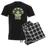 1up1 Men's Dark Pajamas