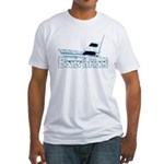 boats1 Fitted T-Shirt