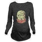 gagarin Long Sleeve Maternity T-Shirt