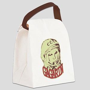 gagarin Canvas Lunch Bag
