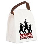 zombie3 Canvas Lunch Bag