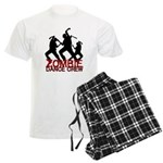 zombie3 Men's Light Pajamas