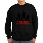 zombie3 Sweatshirt (dark)