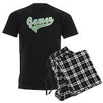 gamerflipnano Men's Dark Pajamas