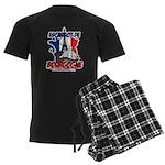 frach Men's Dark Pajamas