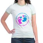 baby Jr. Ringer T-Shirt