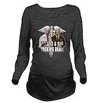 healtcare1 Long Sleeve Maternity T-Shirt