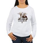 healtcare1 Women's Long Sleeve T-Shirt