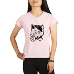funny cat Performance Dry T-Shirt