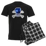 fist Men's Dark Pajamas