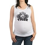 tiger Maternity Tank Top