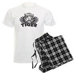 tiger Men's Light Pajamas
