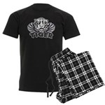 tiger Men's Dark Pajamas