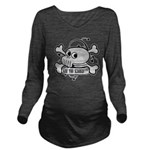 SCARED+ Long Sleeve Maternity T-Shirt