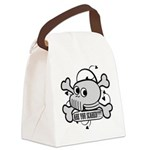 SCARED+ Canvas Lunch Bag