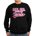 real girl Sweatshirt (dark)