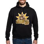 Buddha copy Hoodie (dark)