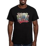 London1 Men's Fitted T-Shirt (dark)