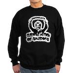 hillary2 Sweatshirt (dark)