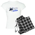save a horse Women's Light Pajamas