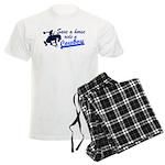 save a horse Men's Light Pajamas