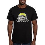 bb Men's Fitted T-Shirt (dark)