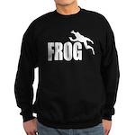 frog6 Sweatshirt (dark)