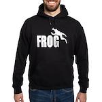 frog6 Hoodie (dark)