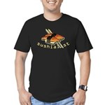 airis Men's Fitted T-Shirt (dark)