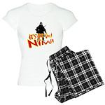ninja Women's Light Pajamas