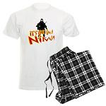 ninja Men's Light Pajamas