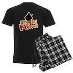 ninja Men's Dark Pajamas
