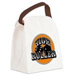 High roller Canvas Lunch Bag