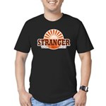 stranger with benefits Men's Fitted T-Shirt (d